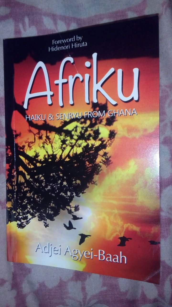 Baobab Shade – A Review of Afriku: Haiku & Senryu from Ghana, by Adjei Agyei-Baah.